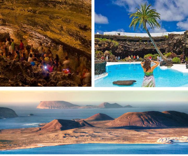 Excursión Norte de Lanzarote