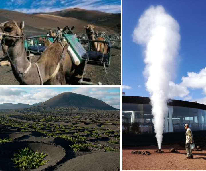 Excursiones desde Lanzarote a Fuerteventura