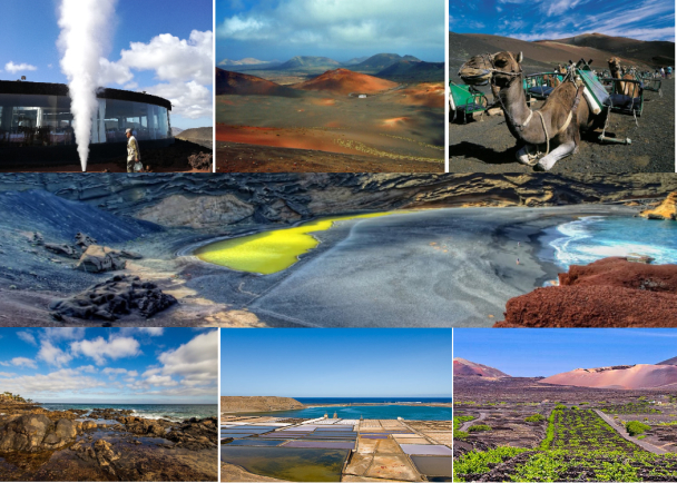 Excursión Sur de Lanzarote Timanfaya